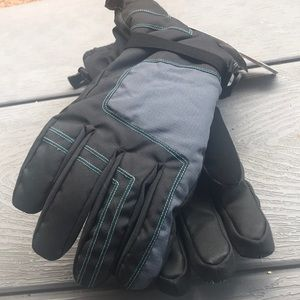Men's ski gloves 3m insulated
